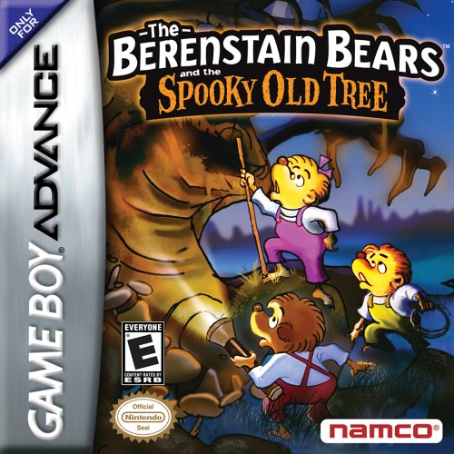 Berenstain Bears and the Spooky Old Tree - Game Boy Advance