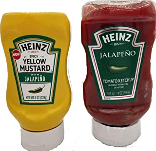 heinz green and purple ketchup
