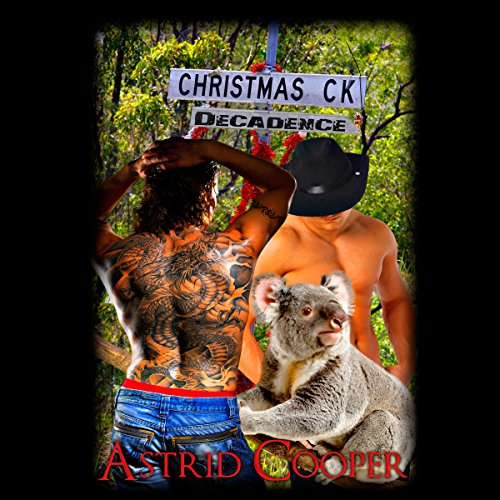 Christmas Creek Decadence audiobook cover art