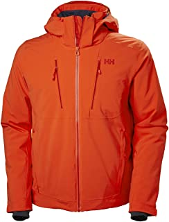 Helly Hansen Men's Alpha 3.0 Ski Jacket, Grenadine, XS