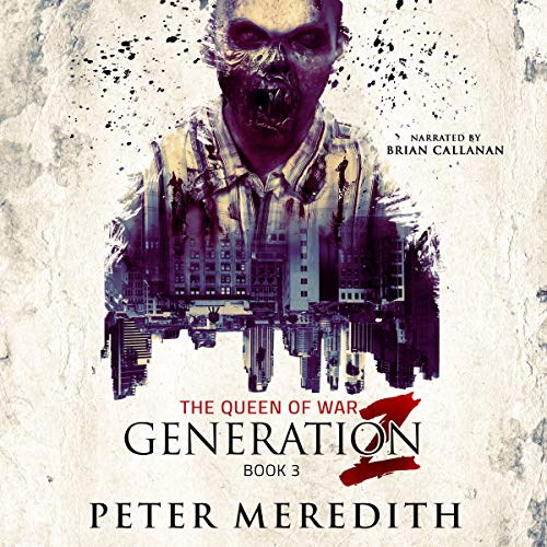 Couverture de Generation Z: The Queen of War