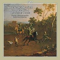 ミスリヴェチェク:管楽八重奏曲&五重奏曲全集(Myslivecek・Wind Octets & Quintets・L'Orfeo Blaserensemble)