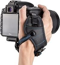 JJC Camera Hand Grip Strap DSLR Wrist Strap for Canon 7D 6D 5D 5Ds R 1Dx T7 T6 T5 T3 T7i T6s T6i T5i SL2 SL1 80D 77D Nikon D5 D4s D4 D850 D810 D3400 D7500 D7200 D5600 D5500,etc