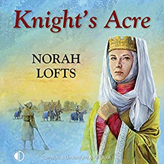 Knight's Acre audiobook cover art