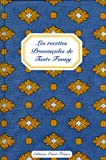 Les recettes Provençales de Tante Fanny