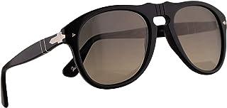 4ea23af784 Persol PO0649S gafas de sol w/cristal gris del gradiente de la lente de 52