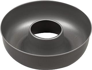パール金属(PEARL METAL) ケーキ型 シルバー 18cm ふっ素加工エンゼルケーキ焼型 EEスイーツ D-6356