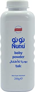 Nunu Baby Powder Blue, 200 gm