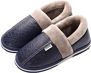 Pantofole Uomo Donna Casa Antiscivolo Peluche Scarpe Inverno Caldo Morbido Invernali Ciabatte