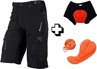 Men's Cycling Shorts Loose-Fit Mountain Bike Shorts
