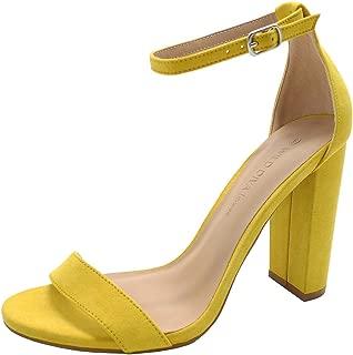 Wild Diva Women's High Heel Sandals MORRIS-01