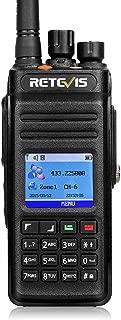 Retevis RT83 DMR Radios Waterproof Digital Analog UHF Dual Time Slot Recording 1024 CH Group Call SMS Alarm Amateur Radio Ham Transceiver (1 Pack)