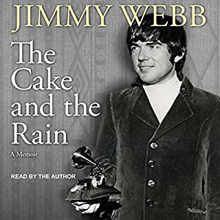 The Cake and the Rain audiobook cover art
