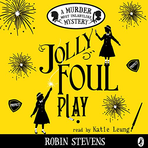 Jolly Foul Play audiobook cover art