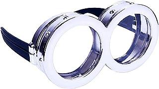 anteojos de sol cromadas para disfraz de Minion UV400