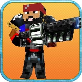 Pixel Warrior 3D - Sword & Gun Multiplayer