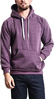 Men's Premium Heavyweight Pullover Hoodie Sweatshirts