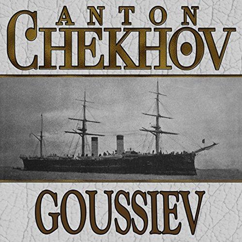 Couverture de Goussiev