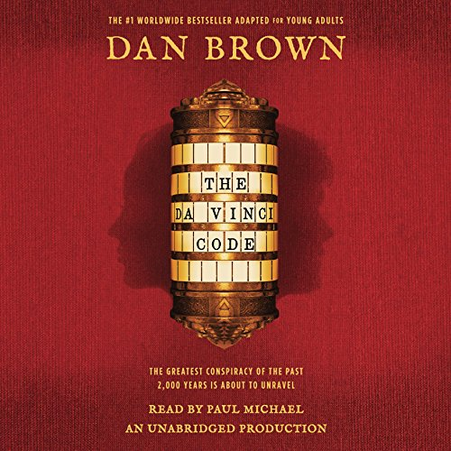 The Da Vinci Code (The Young Adult Adaptation) Titelbild