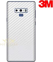 SopiGuard Skin for Samsung Note 9 Precision Edge-to-Edge Vinyl Sticker (3M Carbon White)