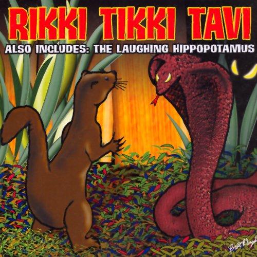 Rikki Tikki Tavi Audiobook By Rudyard Kipling cover art
