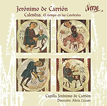 Jerónimo de Carrión: Calendas. El tiempo en las Catedrales