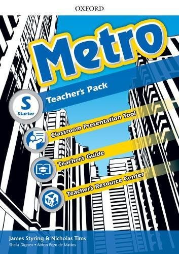 Metro: Starter: Teacher's Pack: Where will Metro take you?