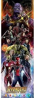 Official Licensed The Avengers - Door Poster (INFINITY WAR #308)