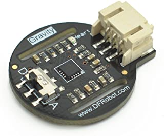 DFRobot Gravity: Heart Rate Monitor Sensor for Arduino