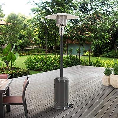 Sunjoy A306006402 Avanti Heater, Grey