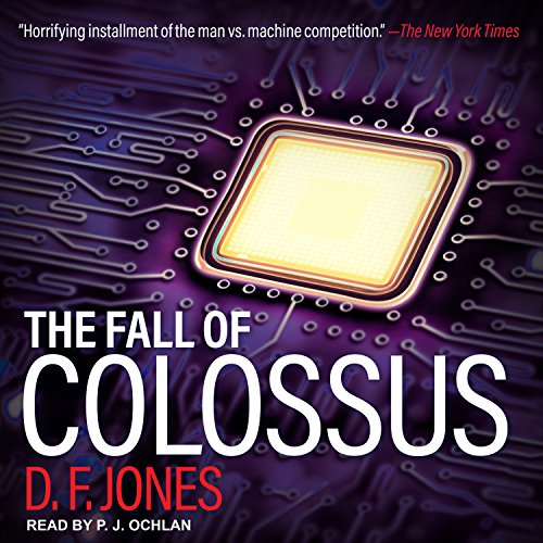 The Fall of Colossus audiobook cover art