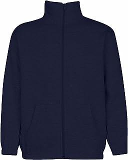 Premium Boy's Full Zip Sweatshirts– Stylish, Versatile & Comfortable Casual Wear