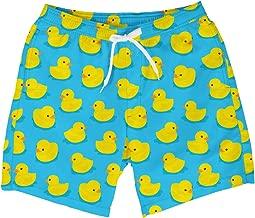 Men's Bright Swim Trunks for Spring Break and Summer - Board Shorts for Guys