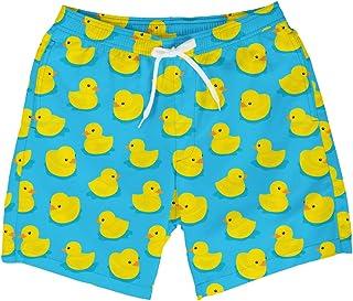 Tipsy Elves Men's Bright Swim Trunks for Spring Break and Summer - Board Shorts for Guys
