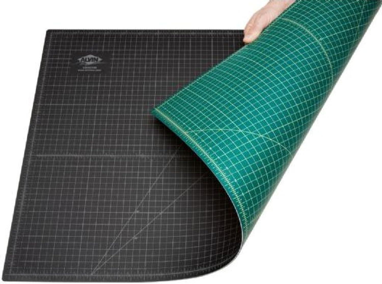 Alvin Professional Schneidematte grün schwarz B007VTP9TK | Einzigartig