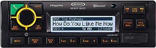 JENSEN JHD1635BTB AM/FM/WB/iPod & iPhone ready/SiriusXM/Bluetooth Stereo (Renewed)