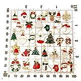 Zoom IMG-2 38pz carino ciondoli natalizi charms