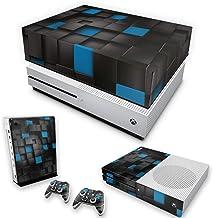 Capa Anti Poeira e Skin para Xbox One S Slim - Cubo