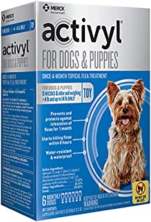 Activyl For Toy Dogs >4-14 Lbs