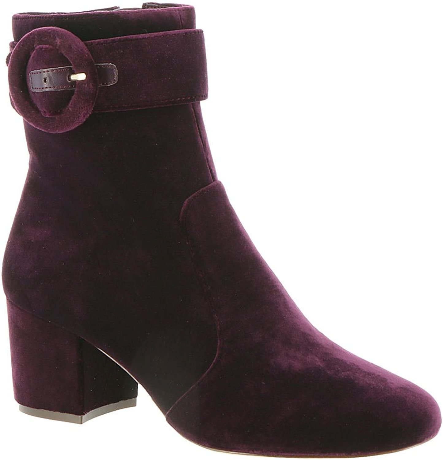 Nine West Women's Quilby Suede Ankle Boots