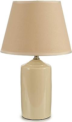 AR Ceramic Table Lamp + Shades 35 cm, Various