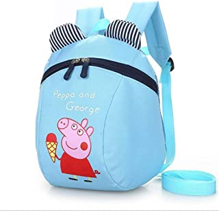 Ronshin Fashion Children Cartoon Cute Figure Anti Lost Backpack Safety Harness Leash Strap Bag for Walking Toddler