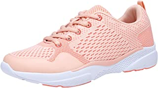 COODO Women's Athletic Shoes Casual Breathable Sneakers