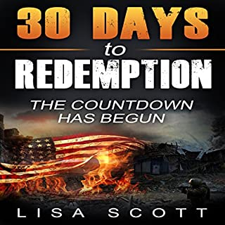 30 Days to Redemption audiobook cover art