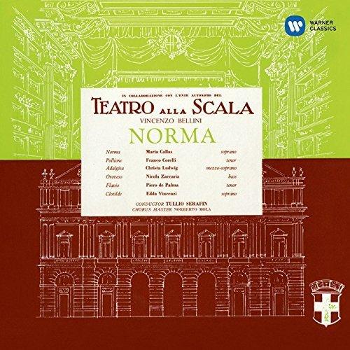 ベッリーニ:歌劇「ノルマ」全曲