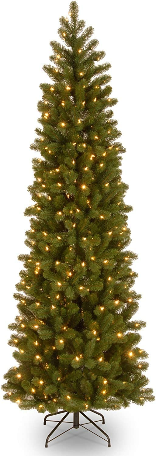 National Tree Company 'Feel Real Max 80% 2021 spring and summer new OFF Christmas I lit Artificial
