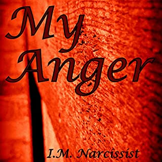 My Anger audiobook cover art