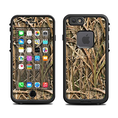 Skin for Lifeproof iPhone 6 Case (Skins/Decals only) - Swamp Grass Camo, Field Camo