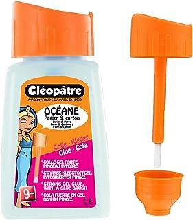 Cléopâtre - OAD110P - Oceane - Flacon de Colle forte avec Bouchon pinceau 80 g