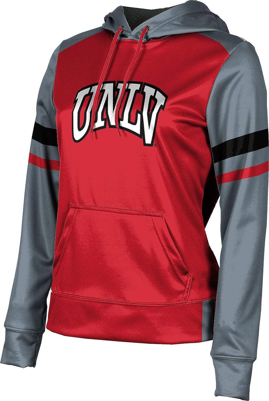 University of Nevada Las Vegas Girls' Pullover Hoodie, School Spirit Sweatshirt (Old School)